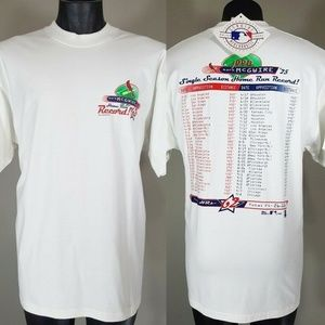 NWT Mark McGwire Vintage Collectible T Shirt